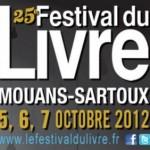 Sophie Daoût au Festival du livre de Mouans-Sartoux
