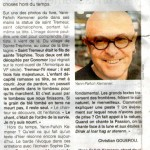 article de Christian Gouerou