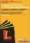 Salon des éditeurs indépendants - Paris